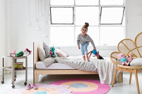 La De Dah Kids, decorando con crochet