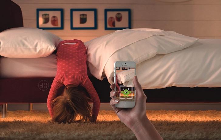 Llega la cama inteligente que monitoriza el sueño de los niños