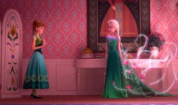 'Frozen Fever', el corto que se estrena con la 'Cenicienta'