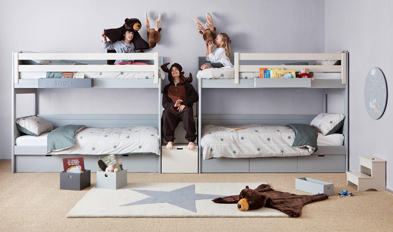 Muebles infantiles y juveniles…originales Camas para Niños