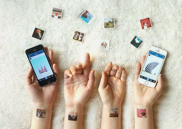 Tus Instagrams ahora son tatoos con Picattoo