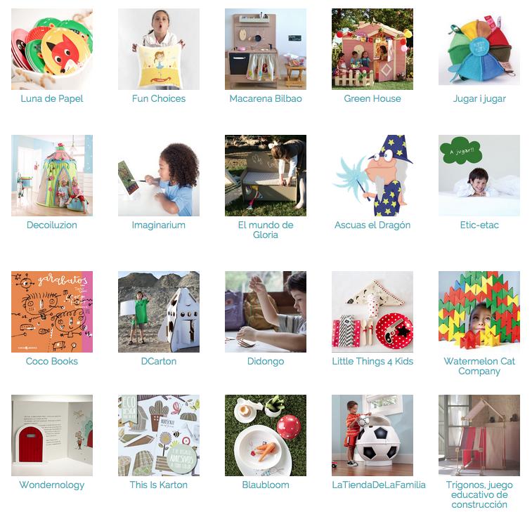 24 tiendas online de juguetes para niños que te encantarán
