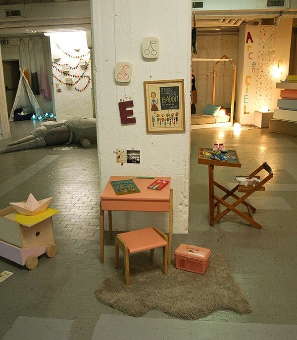 Unduetrestella, feria del diseño infantil en Milán
