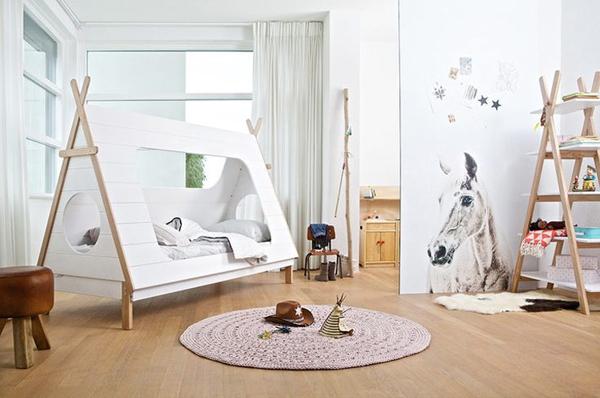 Decoración y diseño infantil en The Little Club
