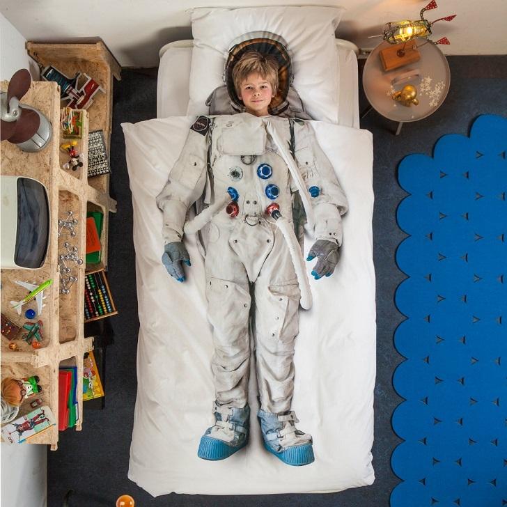 Las fundas nórdicas más divertidas para niños