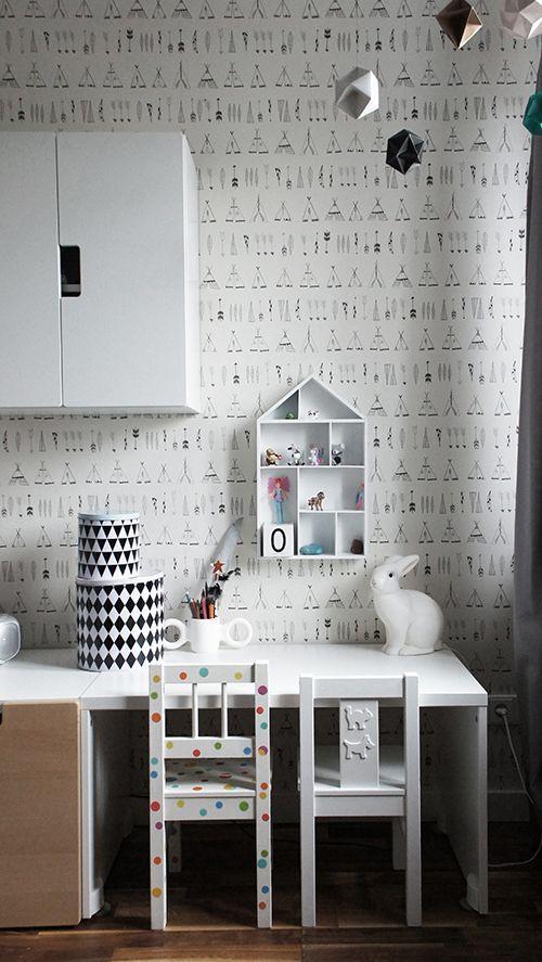 Ideas e inspiraci n ikea ni os decorando con stuva - Ideas con muebles de ikea ...