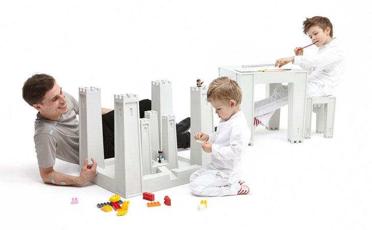 Castable ¿mueble o juguete?