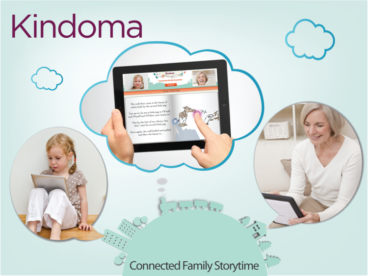 Una app para contar cuentos a distancia