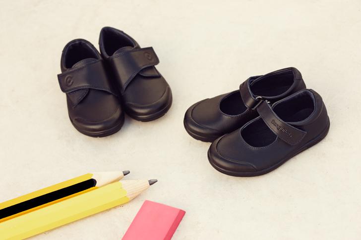 Zapatos del cole en piel que se pueden lavar… ¡y mucho más!