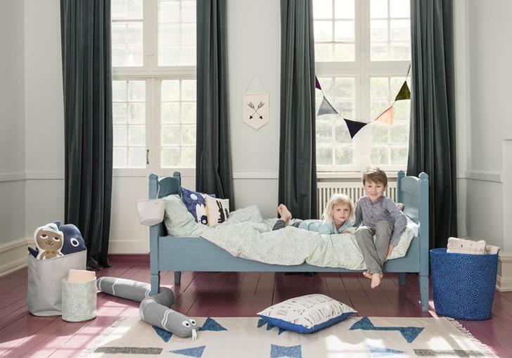Encantadora colección de decoración infantil Ferm Living otoño 2015