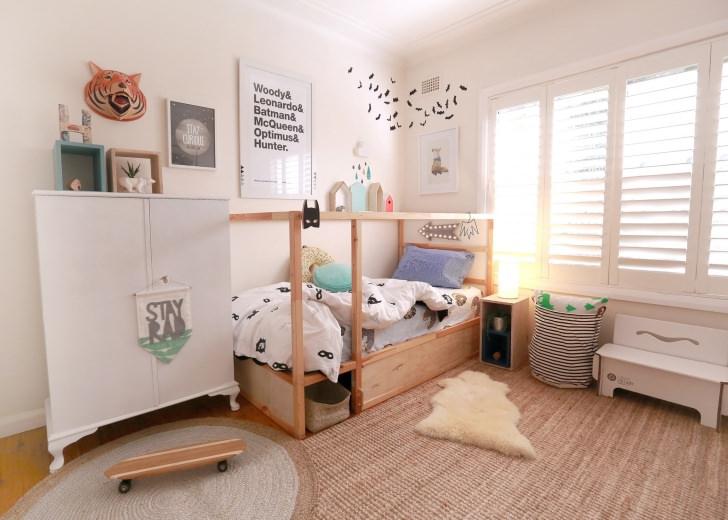 Una habitación, muchos looks