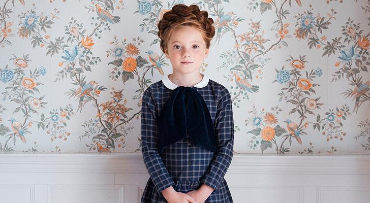 Bonnet à Pompon moda infantil otoño-invierno 2015/2016