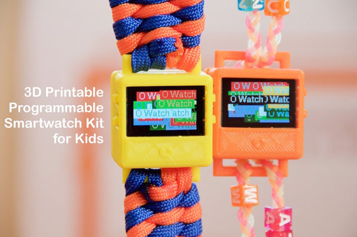 Reloj tecnológico e inteligente para niños