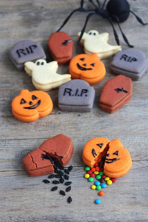 Recetas fáciles de Halloween para Niños