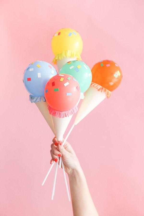 Decorar con globos tu fiesta