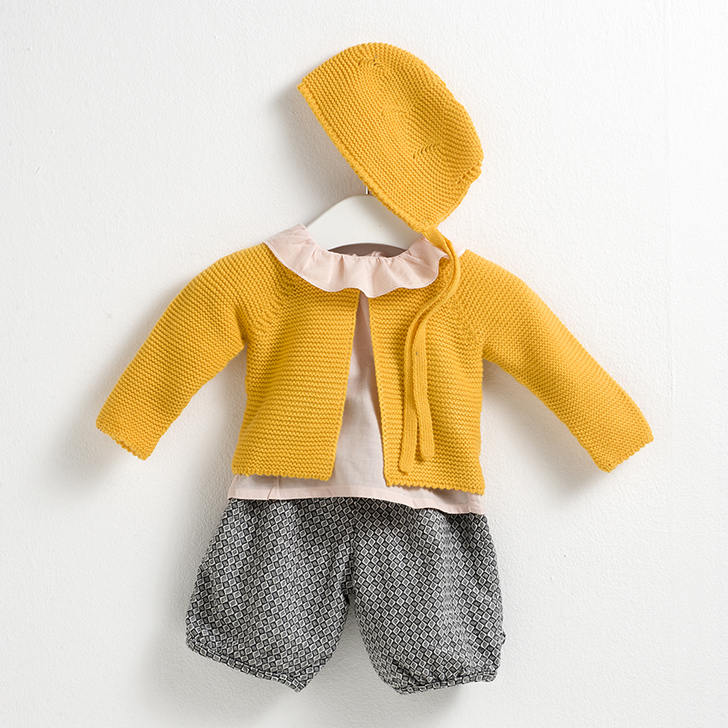 Novedades otoñales en moda infantil Sainte Claire
