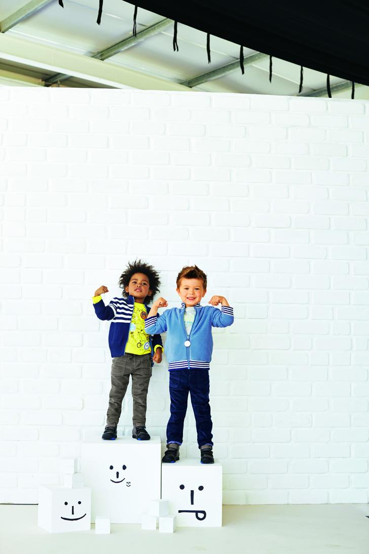 'Aprendemos solitos' con la moda infantil Vertbaudet