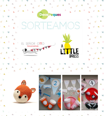 Maxi-Sorteo#3 A Little Dress + Sr.Otto – Miércoles 18 Noviembre