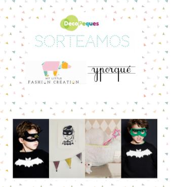 Maxi-Sorteo#10 Y Porque + My Little Fashion Creation – Viernes 27 de Noviembre