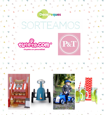 Maxi-Sorteo#11 Tutete + Packandthings – Lunes 30 de Noviembre