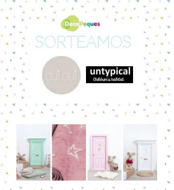 Maxi-Sorteo#4 Untypical Shop + Oui-Oui – Jueves 19 Noviembre