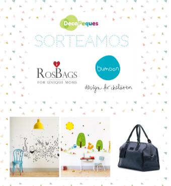 Maxi-Sorteo#2 Rosbags + Bumoon – Martes 17 Noviembre