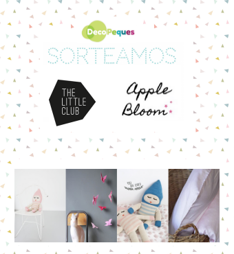 Maxi-Sorteo#8 The Little Club + Apple Bloom – Miércoles 25 de Noviembre