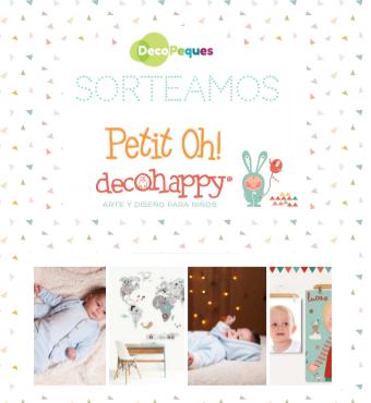 Maxi-Sorteo#5 Petit-Oh + Decohappy – Viernes 20 Noviembre