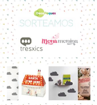 Maxi-Sorteo#15 Tresxics + Mona Monina – Viernes 4 de Diciembre
