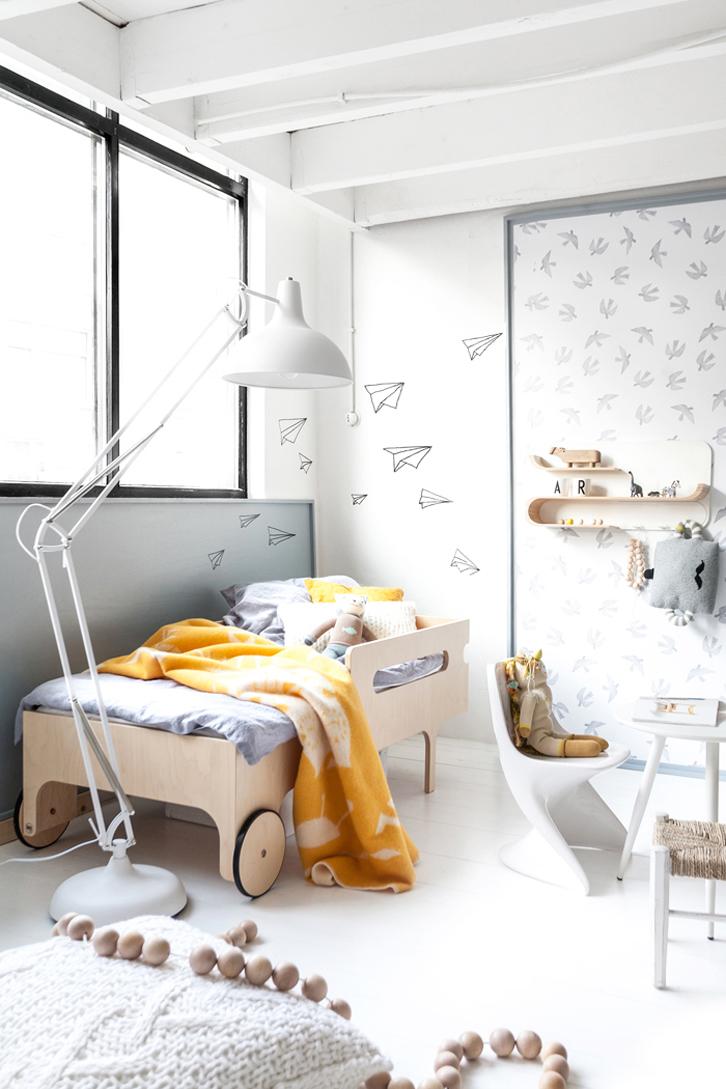 Habitación infantil muy inspiradora de Rafa Kids