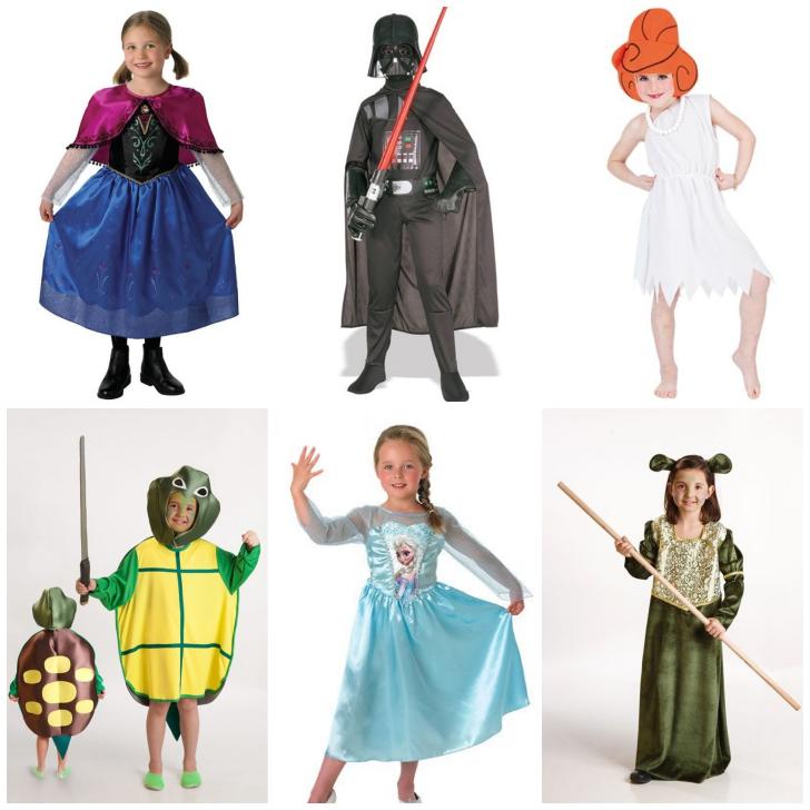 Disfraces calentitos y caseros para este carnaval