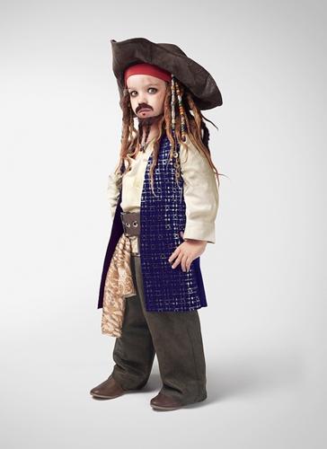 5 Disfraces caseros para niños …¡de películas!