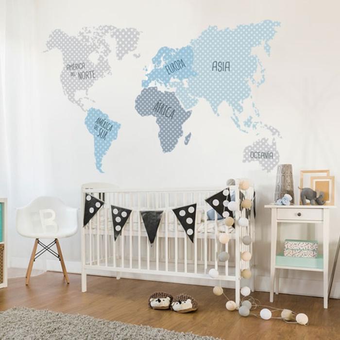 Vinilos infantiles Starstick para el cuarto del bebé