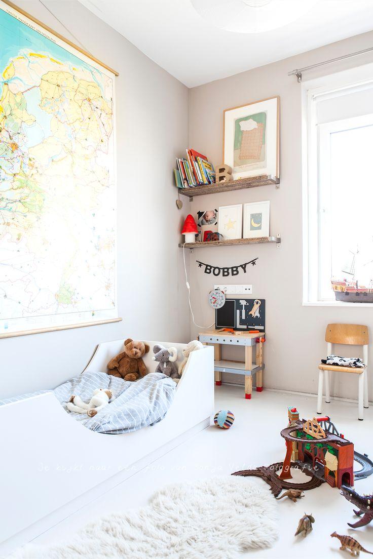4 Habitaciones infantiles originales…  ¡de revista!
