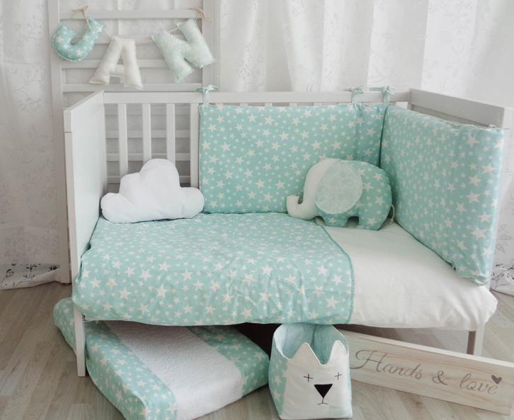 Nuevos textiles para bebés Hands&love