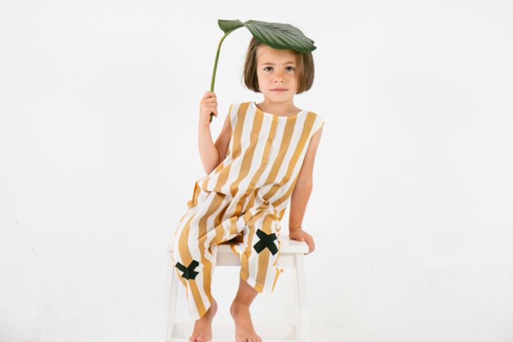 Moda infantil: Tinycottons SS 2016