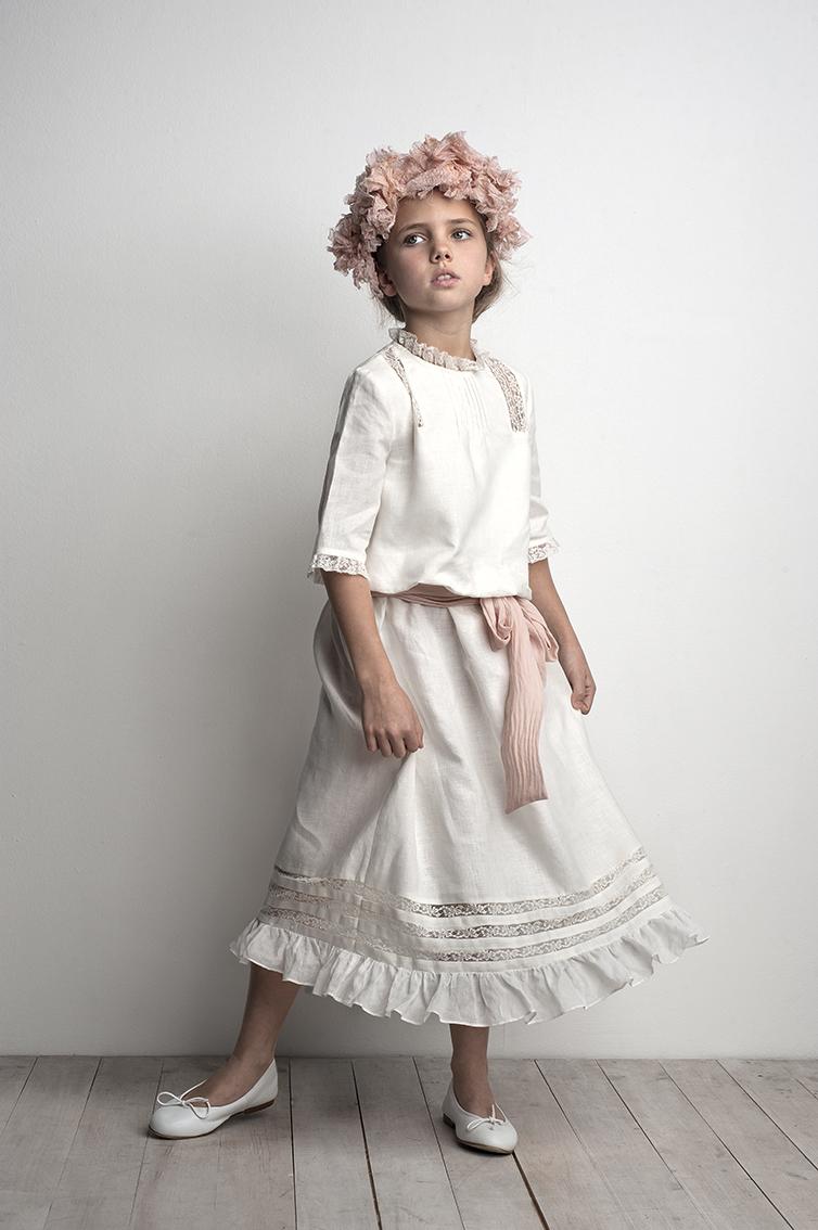 Vestidos de Comunión  muy trendy