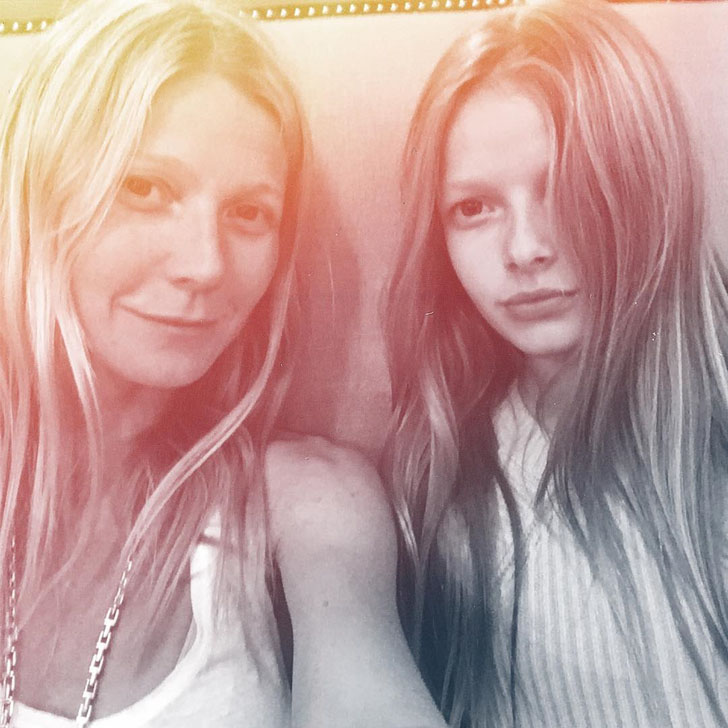 Celebrities: Gwyneth Paltrow y Apple