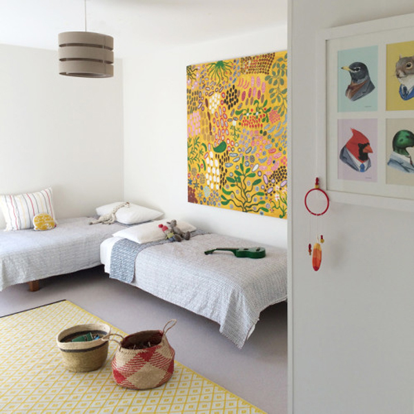 Habitación para dos hermanos, ideas para decorarlas