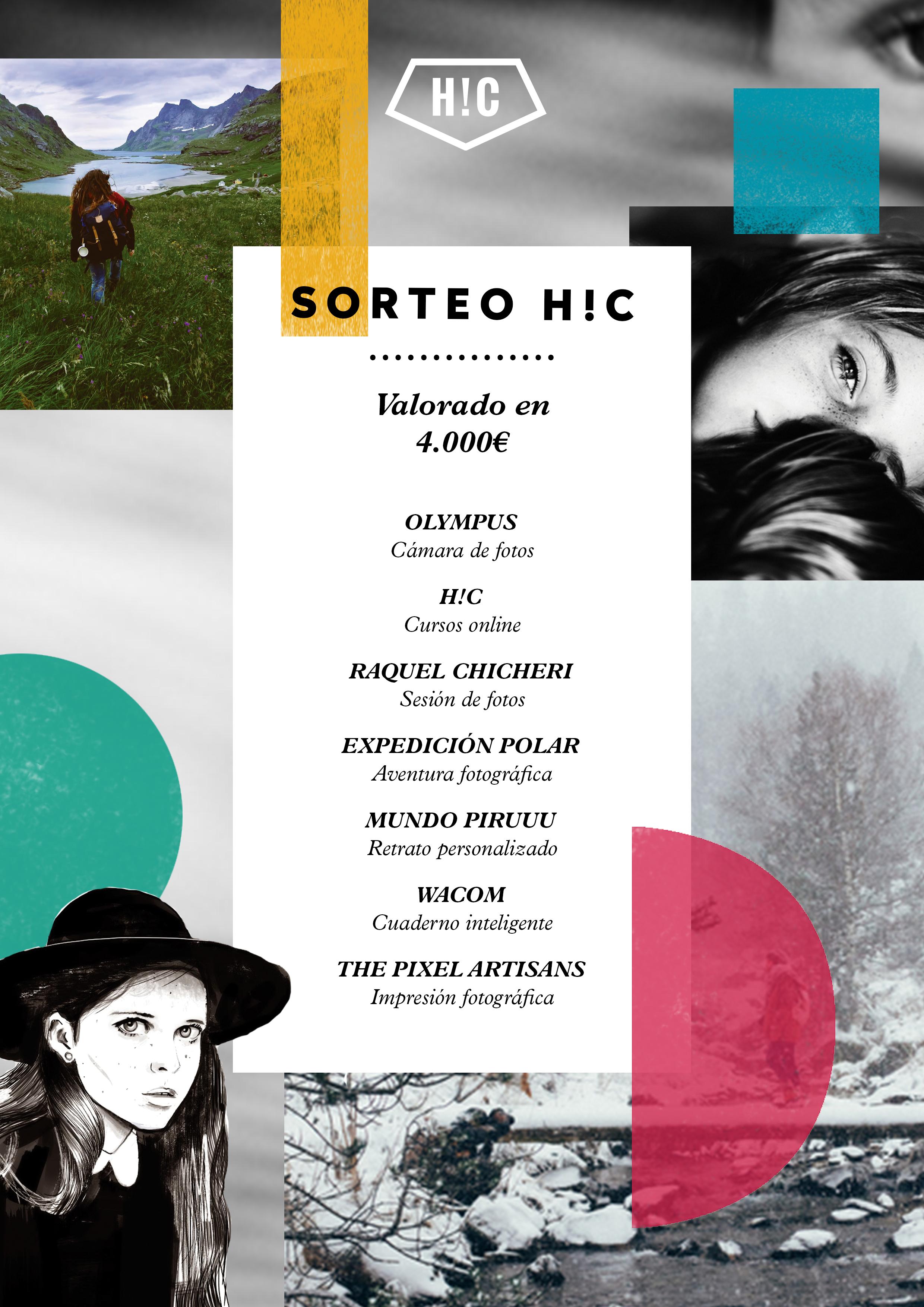 Sorteo Hello Creatividad… ¡¡¡4.000 euros!!!