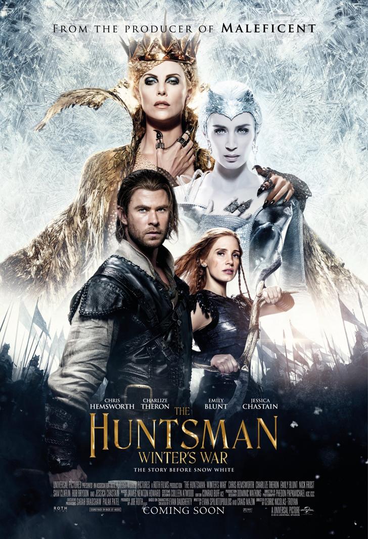 Cine infantil: El Cazador y la Reina del Hielo