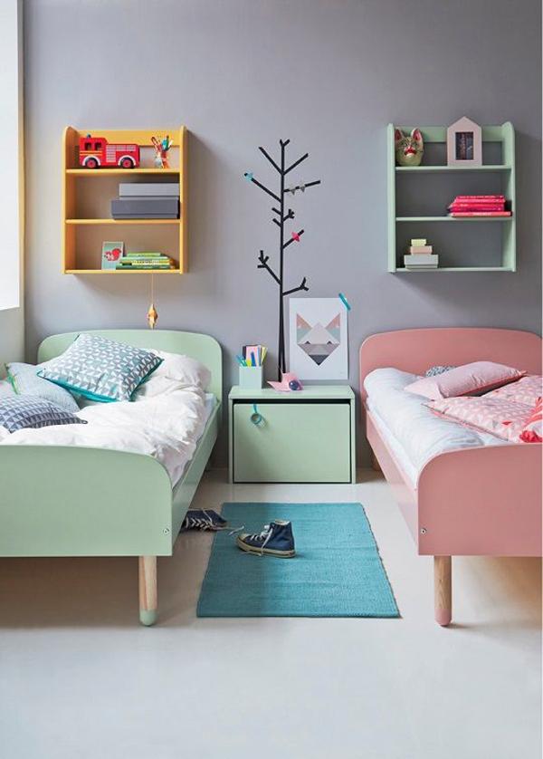 Cómo decorar los espacios infantiles