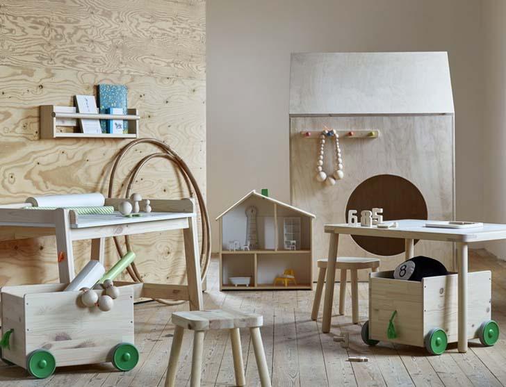 Ikea Flisat: Nueva colección para Niños de Ikea