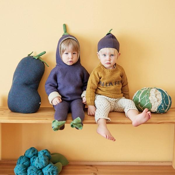 Colección Textil de OEUF… ¡Sonríe!