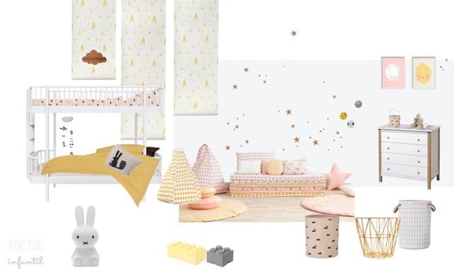 Diseña tu habitación infantil con Toc Toc Infantil