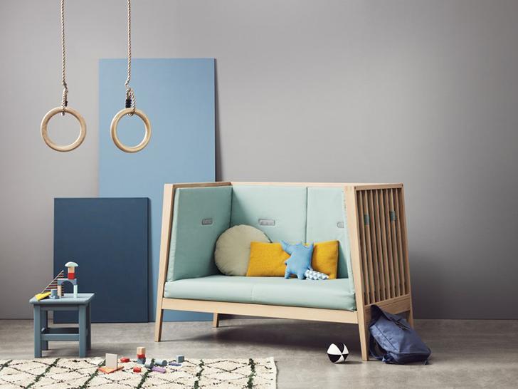 Nuevos muebles de bebé Linea de Leander