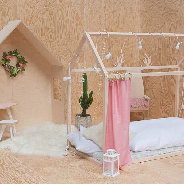 Muebles infantiles de aires escandinavos de Blomkal
