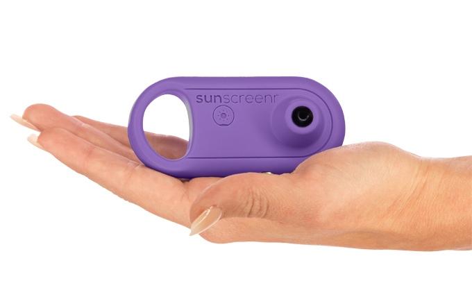 Sunscreenr, la cámara que te dice si has echado bien el protector solar