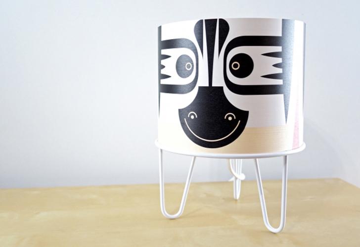 Lámparas infantiles de diseño e-glue