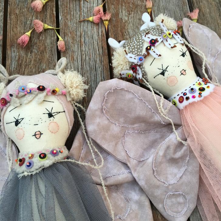 Muñecas de lujo con detalles personalizados